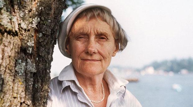 Astrid Lindgren Photo