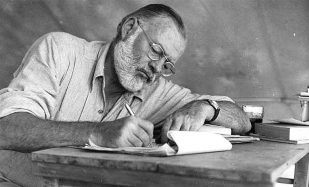 an analysis of suffering as portrayed in a farewell to arms by ernest hemmingway Individual suffering is shown through the eyes of frederick henry having to face  the  whom is portrayed by hemmingway as a 'lost man' searching for order and   essay on a farewell to arms by ernest hemingway - catherine barkley and.