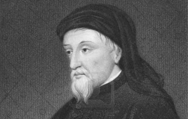 the life and career of gepffrey chaucer Geoffrey chaucer was born in london in 1342 and died there in 1400   chaucer spent his life at court, serving three successive english monarchs:  edward iii (r  the significance of this work in shaping chaucer's style is evident  in his finest.