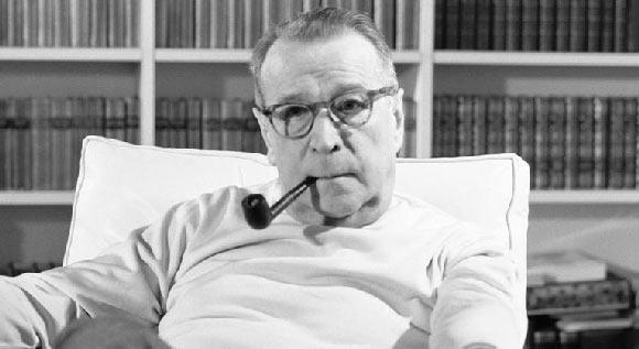 Georges Simenon Photo