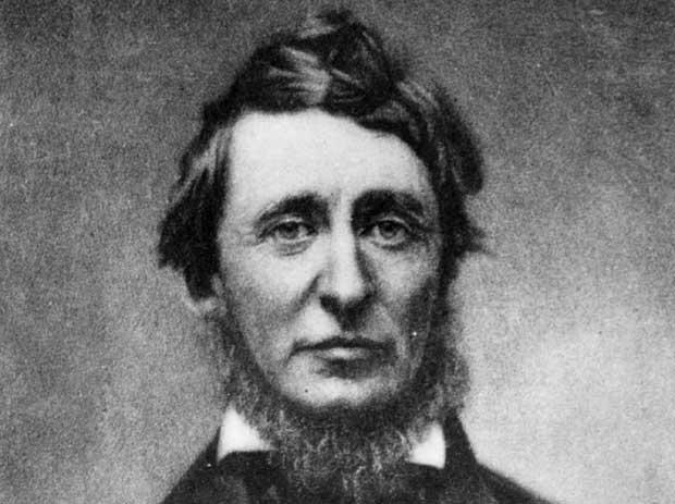 Henry David Thoreau Photo