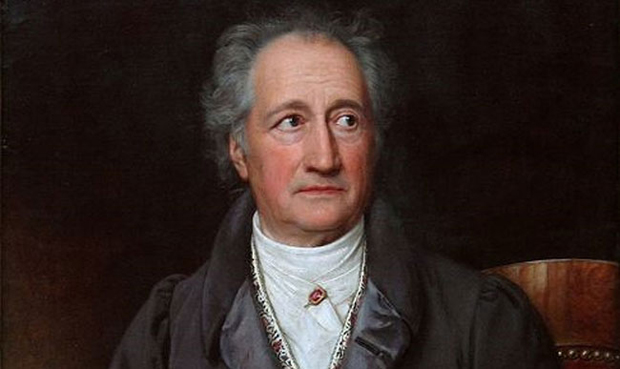 Fun Facts Friday: Johann Wolfgang von Goethe