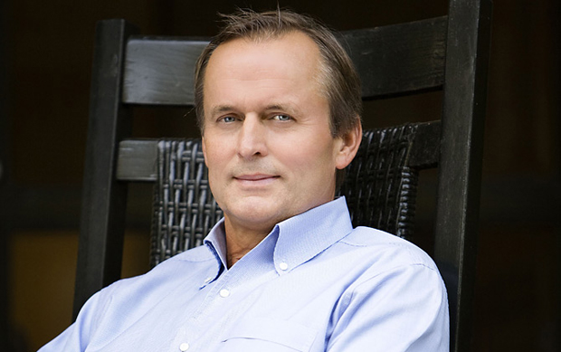 John Grisham earned a  million dollar salary, leaving the net worth at 200 million in 2017