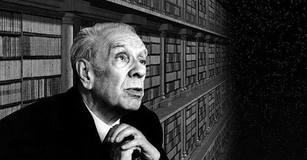 Jorge Luis Borges head injury
