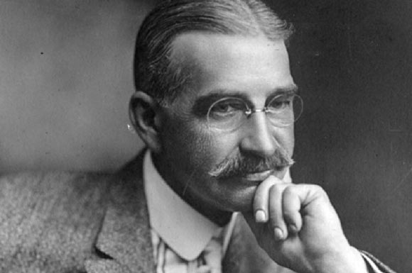 L Frank Baum Biography Books And Facts