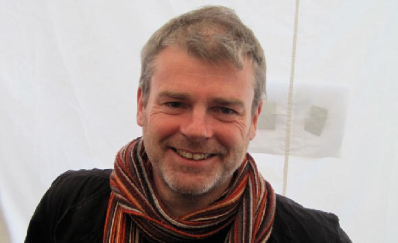 Mark Haddon Photo