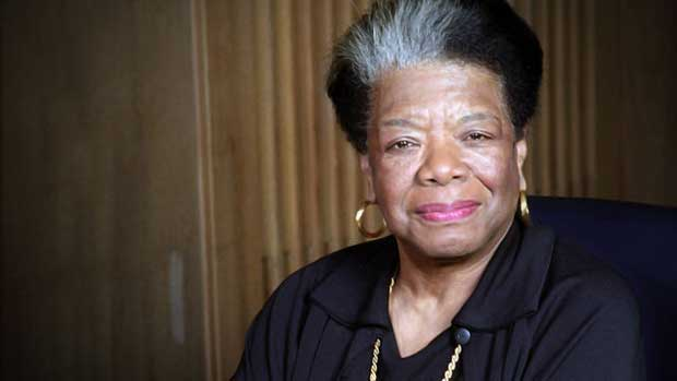Larson Joins Nation in Mourning Death of Maya Angelou