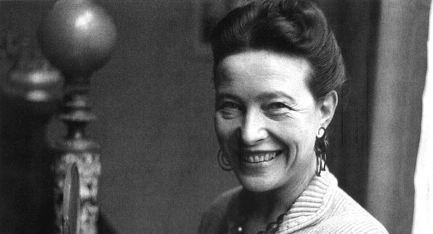 Simone de Beauvoir Photo