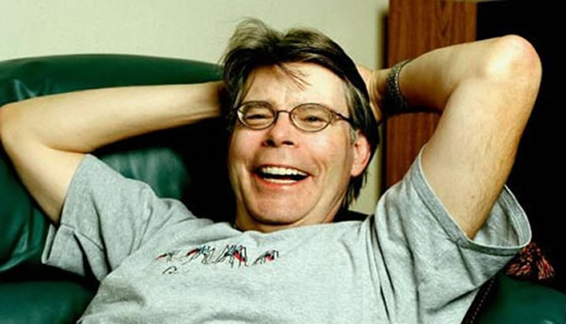 Image result for stephen king author photos