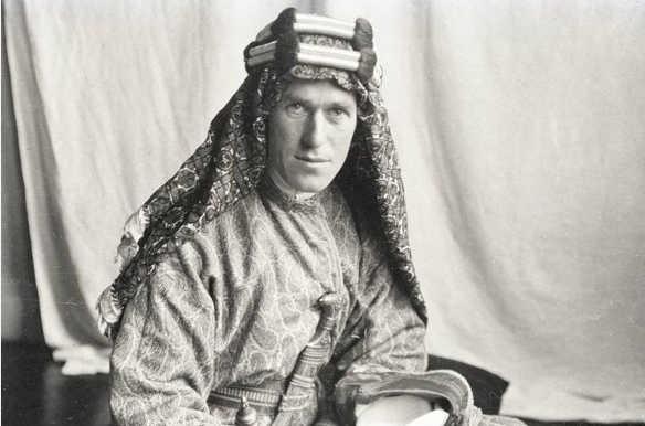 T. E. Lawrence Photo