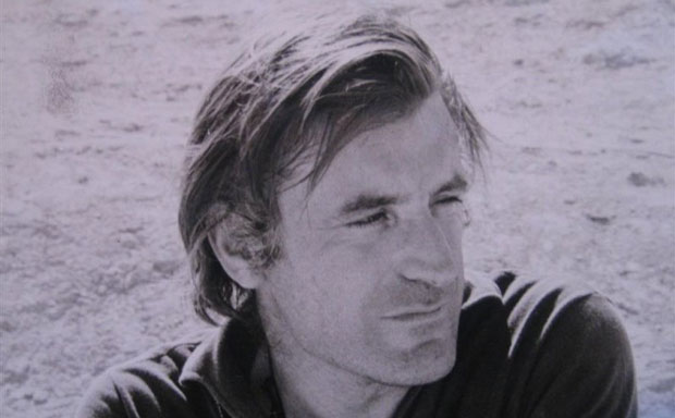 Ted Hughes Photo