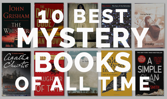 10 Best Mystery Books Of All Time Famous Authors